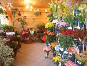 Mindig friss és gyönyörű virágok Vác szívében a vasútállomásnál