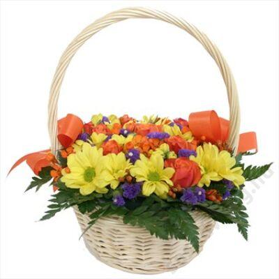 Napsütéses virágkosár helyett tegyétek föl a Virágvarázst